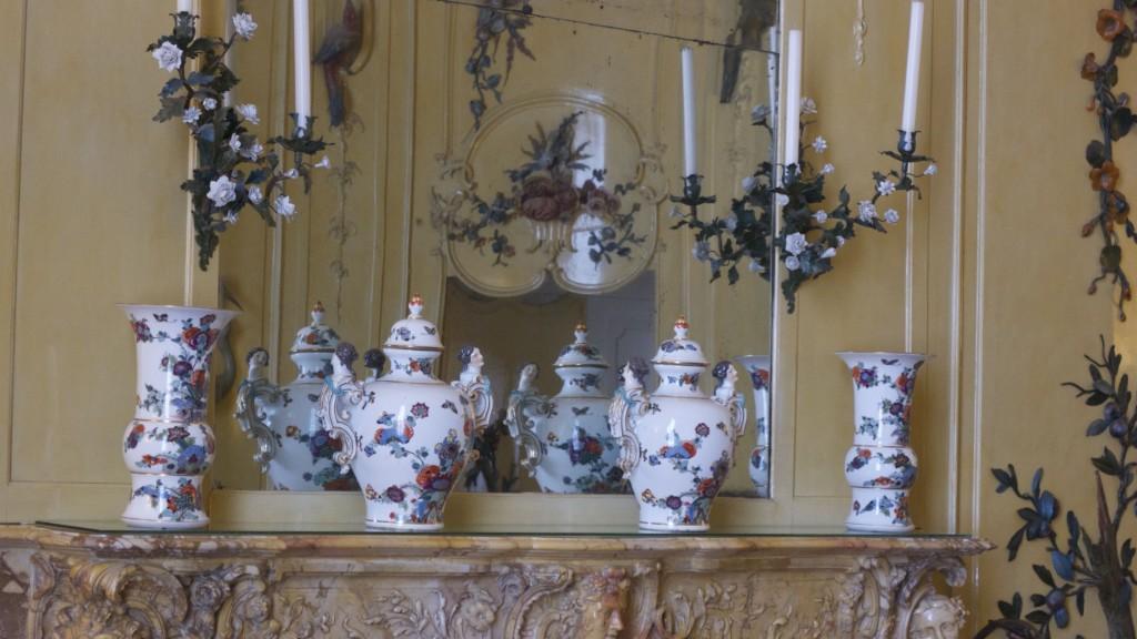 porcelaine sans souci