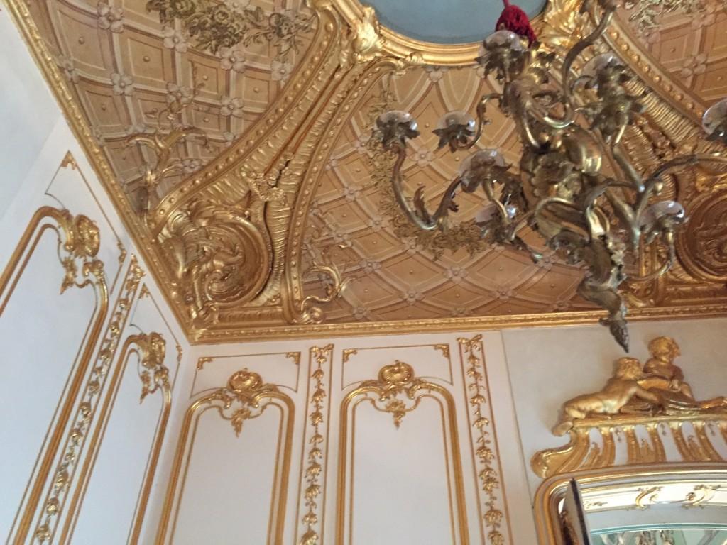 detail plafond charlottenbourg