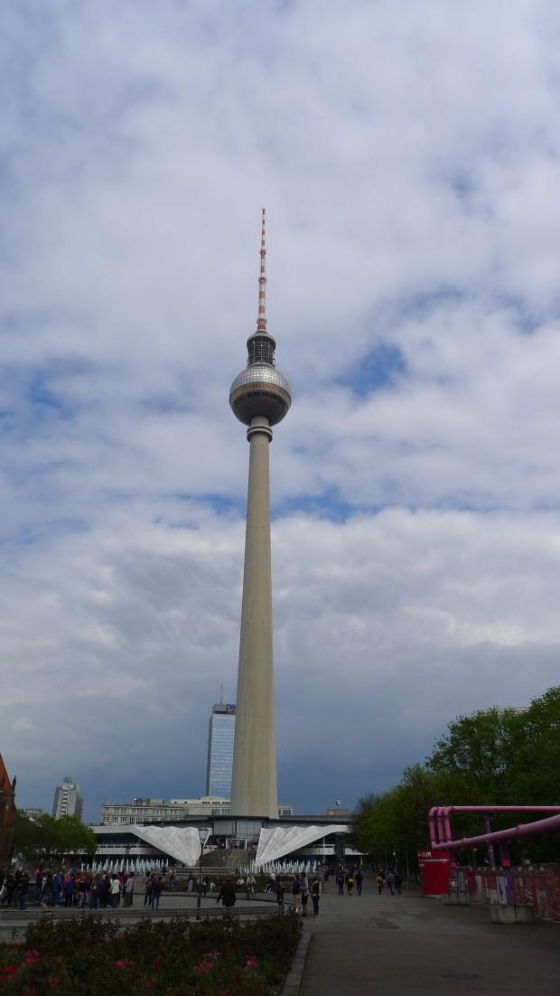 La tour de la télévision