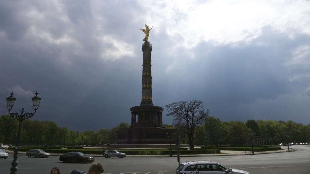 La colonne de la Victoire- Siegessäule