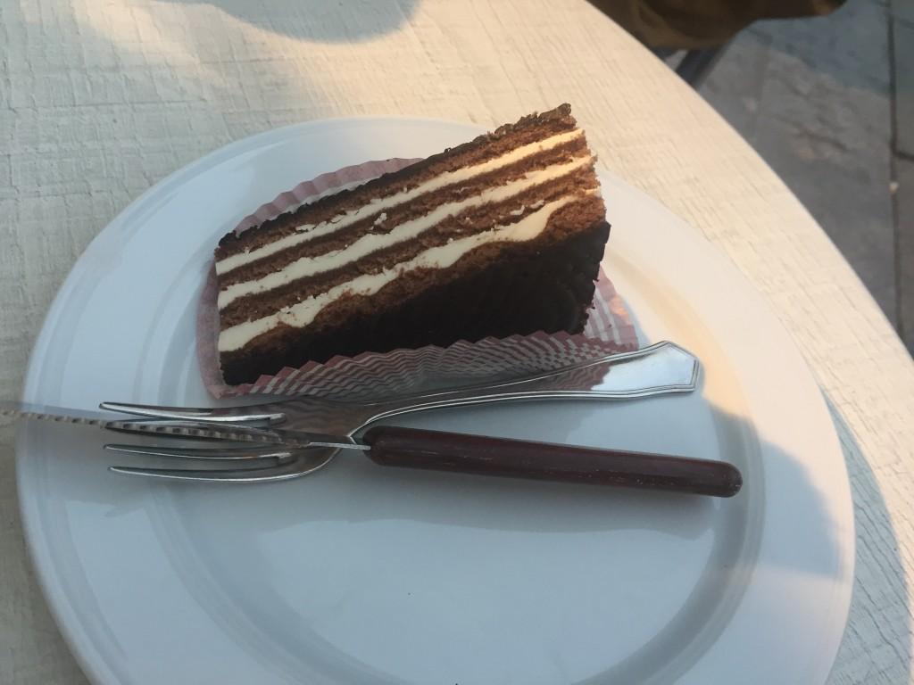 gâteau chocolat fin et léger