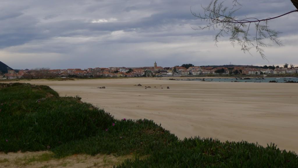 La ville de Santander