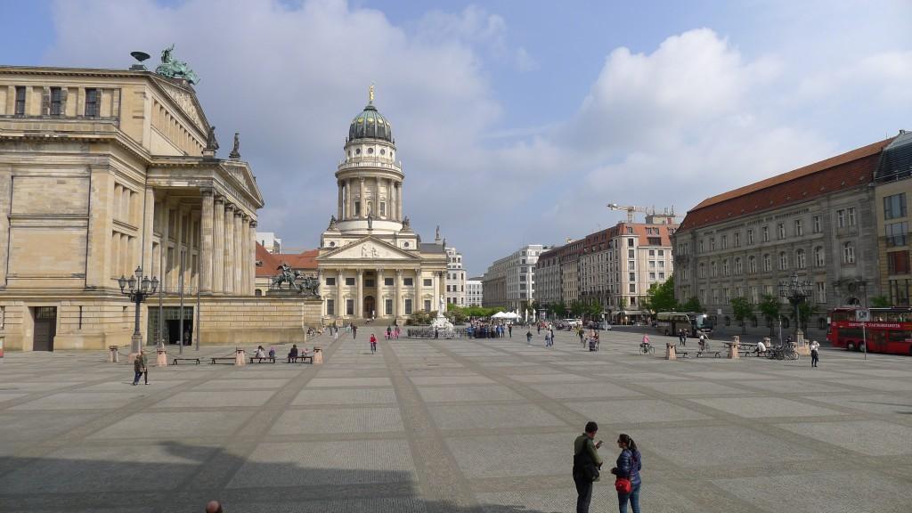 place Gendarmenmarkt