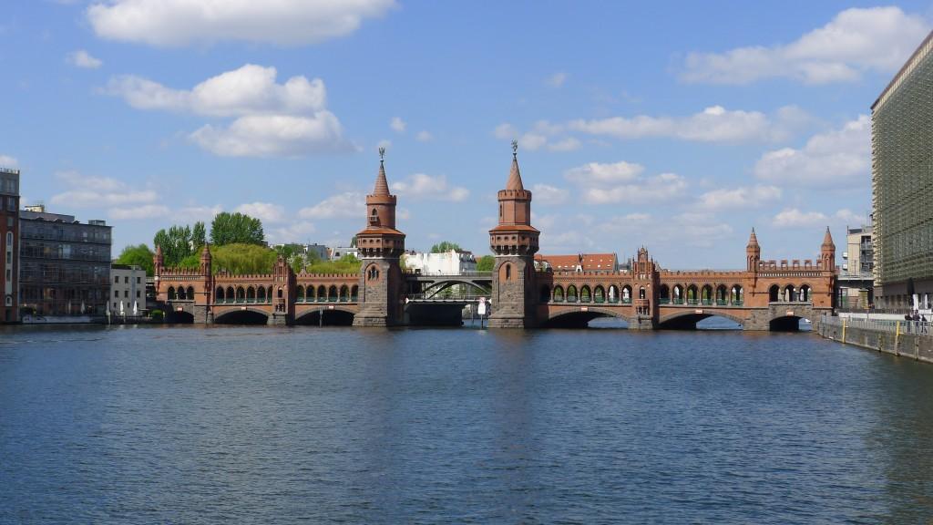 l'oberbaumbrücke