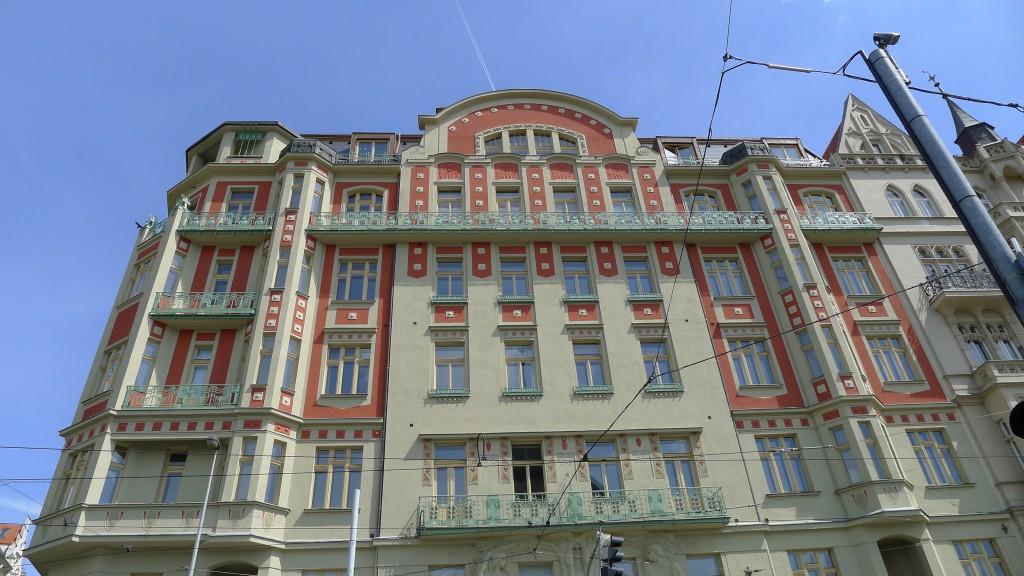 facade décorée