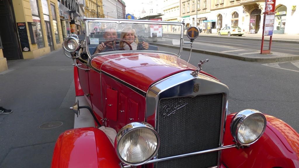 la Praga 1929