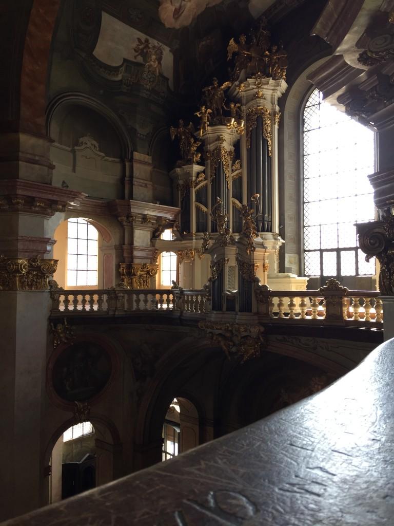 orgue de Mozart