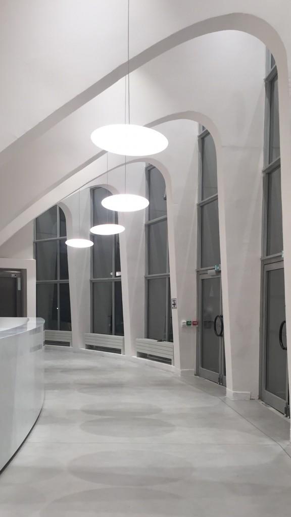 la nouvelle salle des spots Victor Hugo
