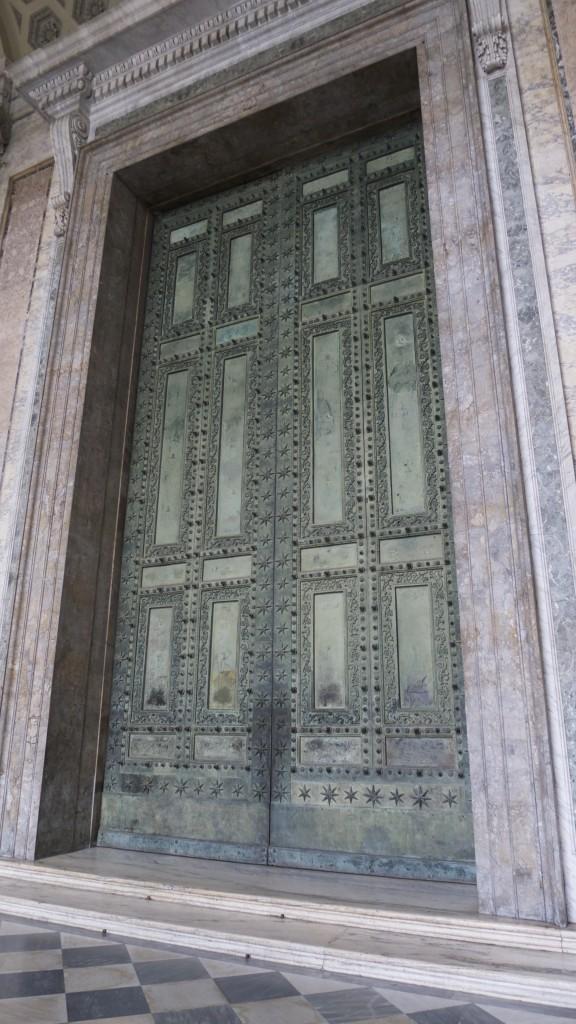 porte de Saint jean de Latran