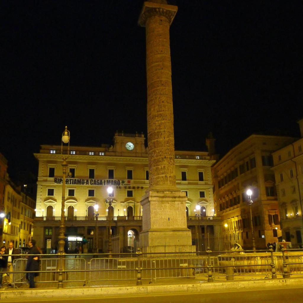 La colonne de Trajan