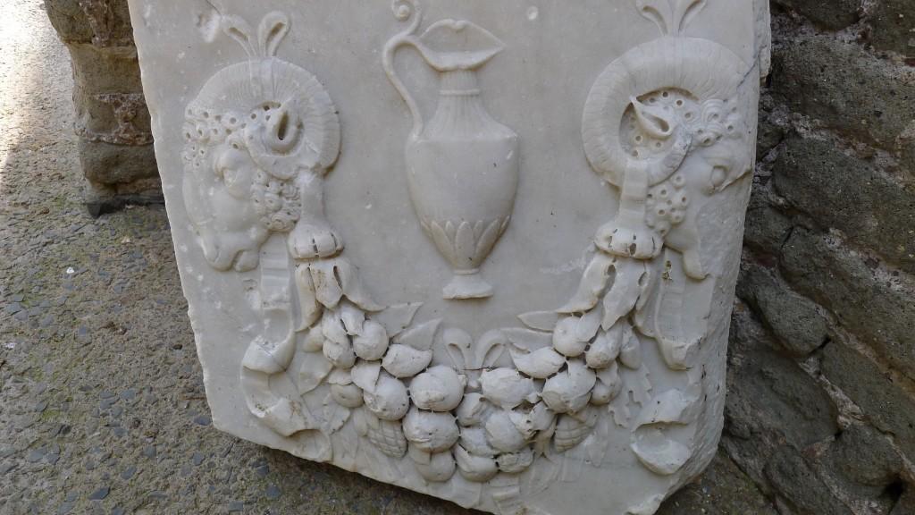 détail de marbre
