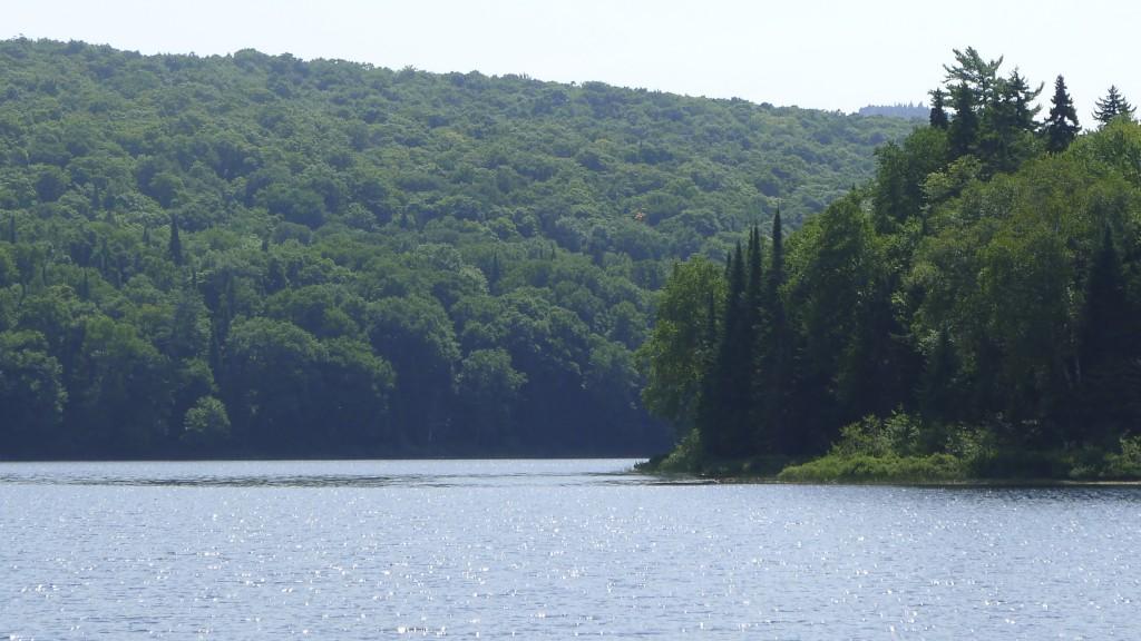 Lac du mont Tremblant