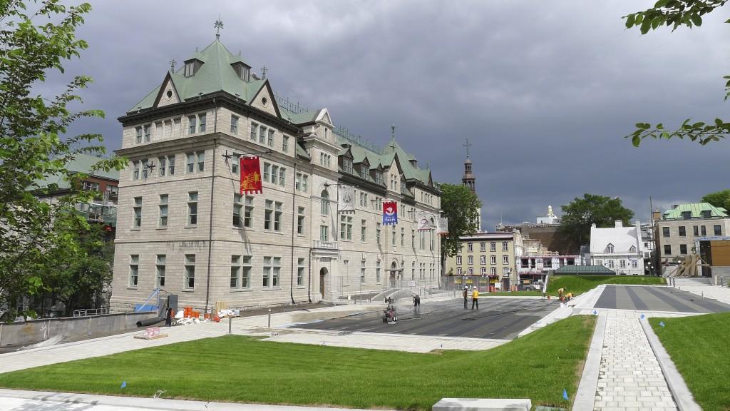 Hotel de ville à Québec