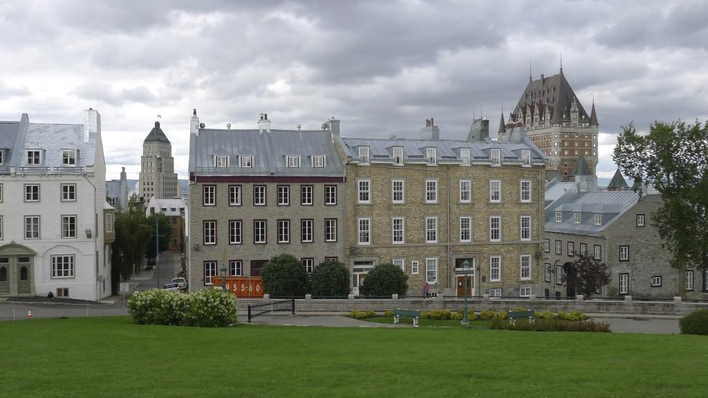 maison typique à Québec