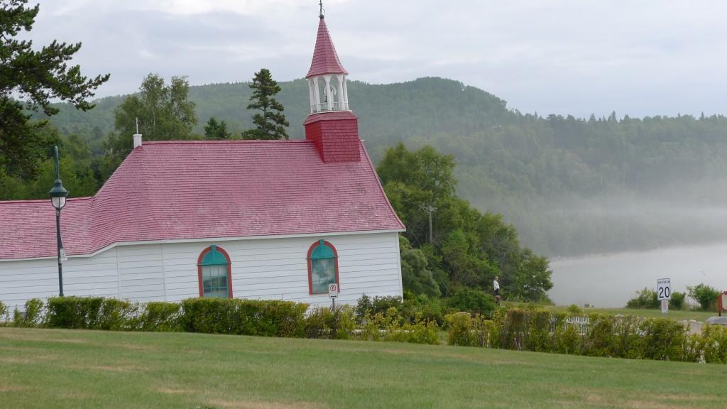 église de Tadoussac