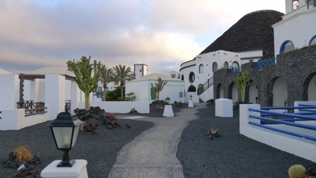 L'hotel le volcan