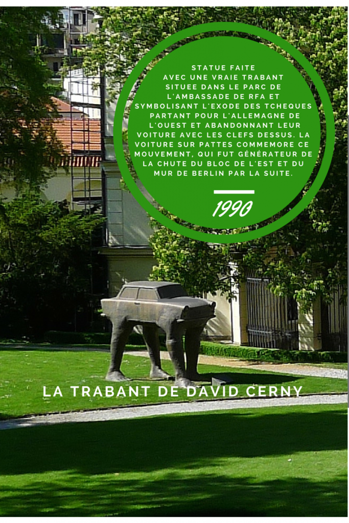 trabant de Cerny