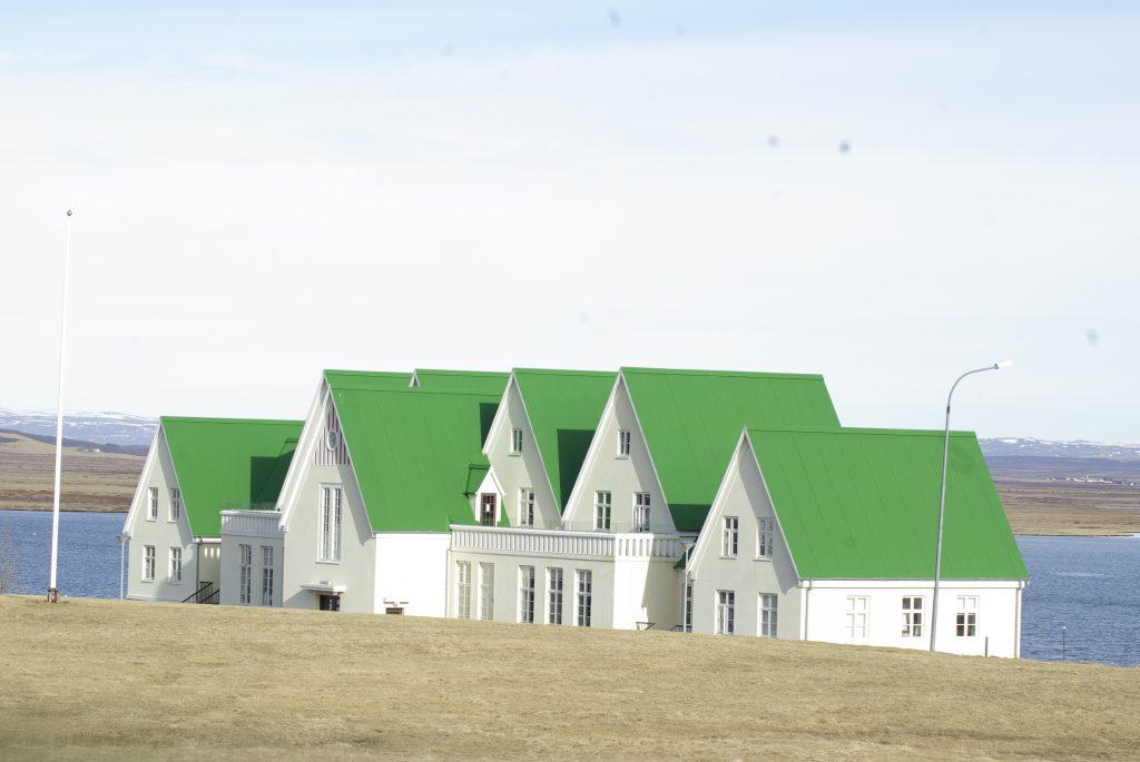 maison de pingvellir