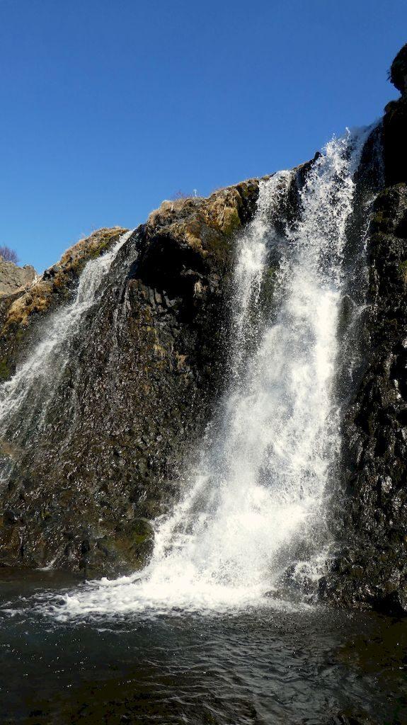 cascade de Gjain