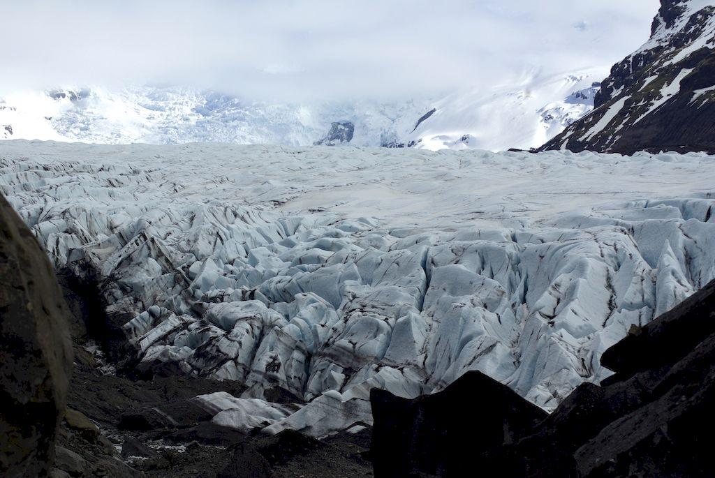 lac glaciaire