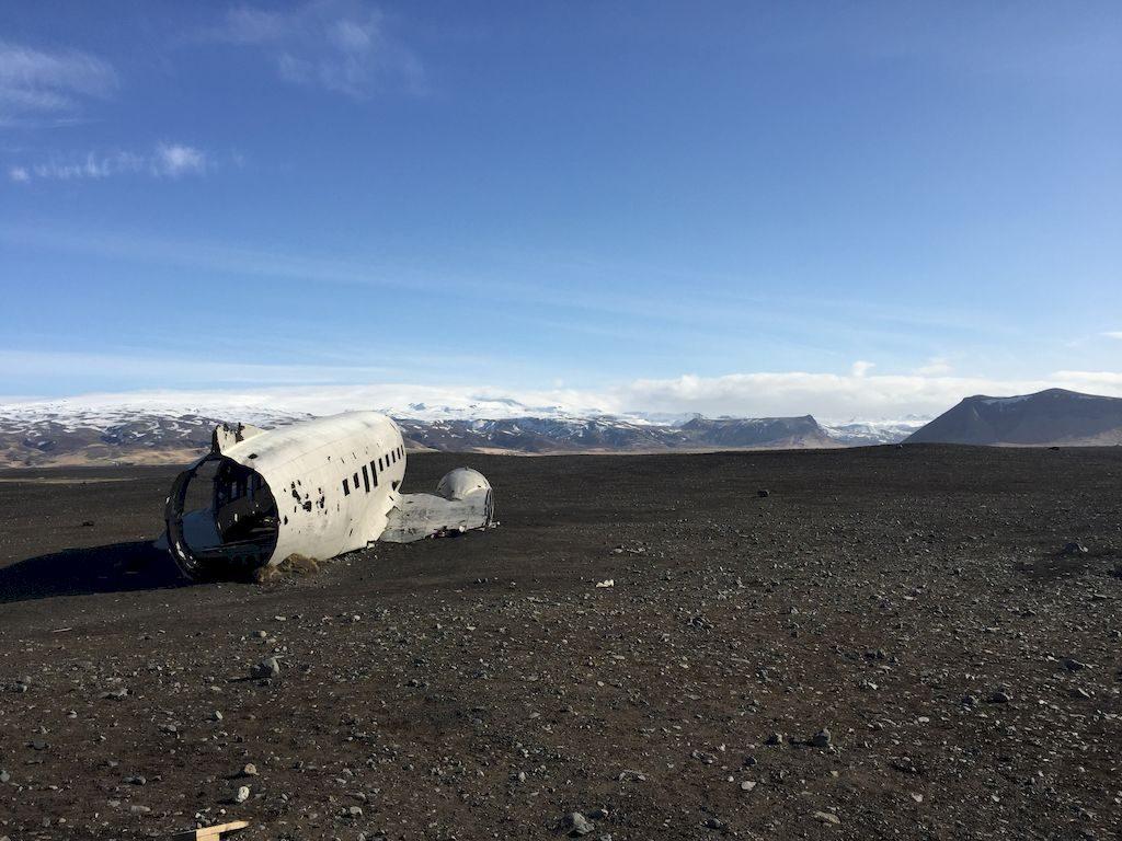 carcasse d'avion