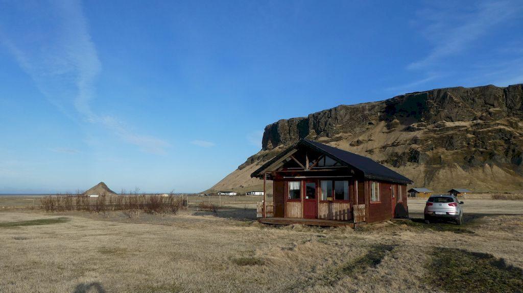 cottage vue extérieure
