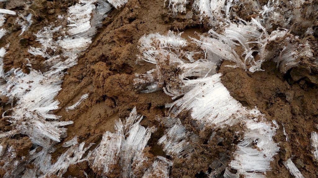 glace et terre