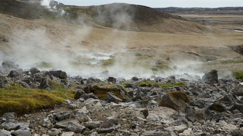 route de Reykjadalur