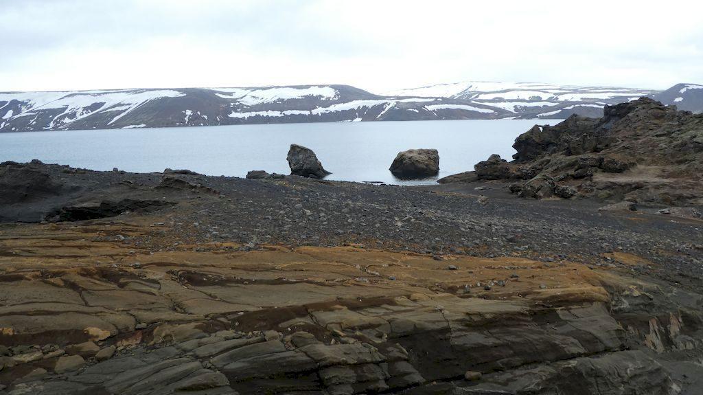 lac de Kleifarvatn