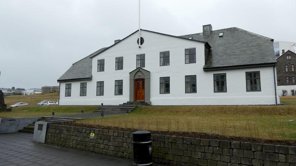 maison du premier ministre