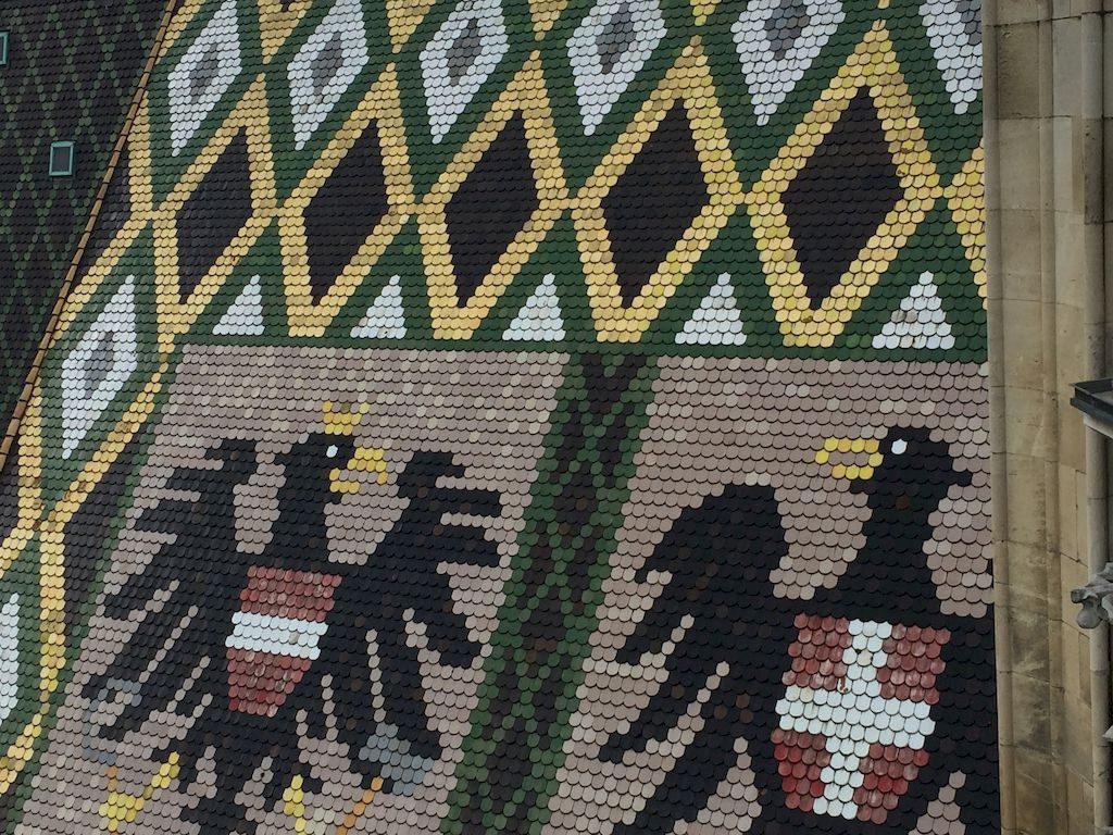 armoiries de la ville
