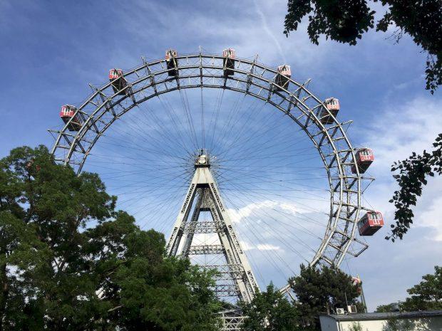 La grande roue du Prater