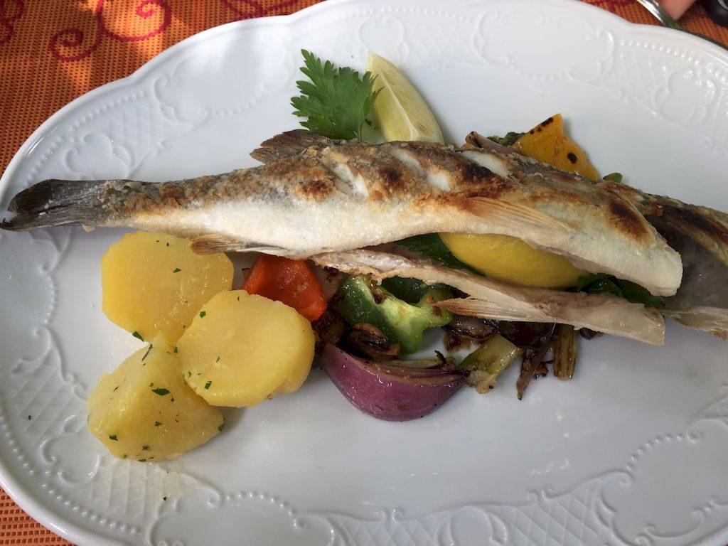 Le poisson du jour