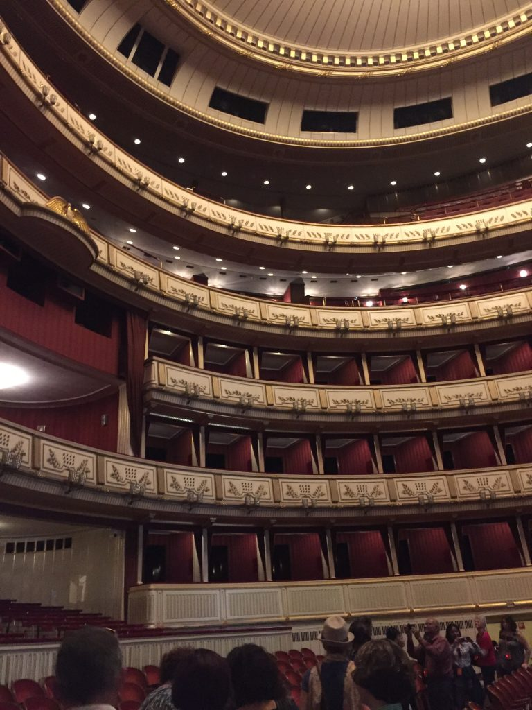 L'opéra Staatsoper