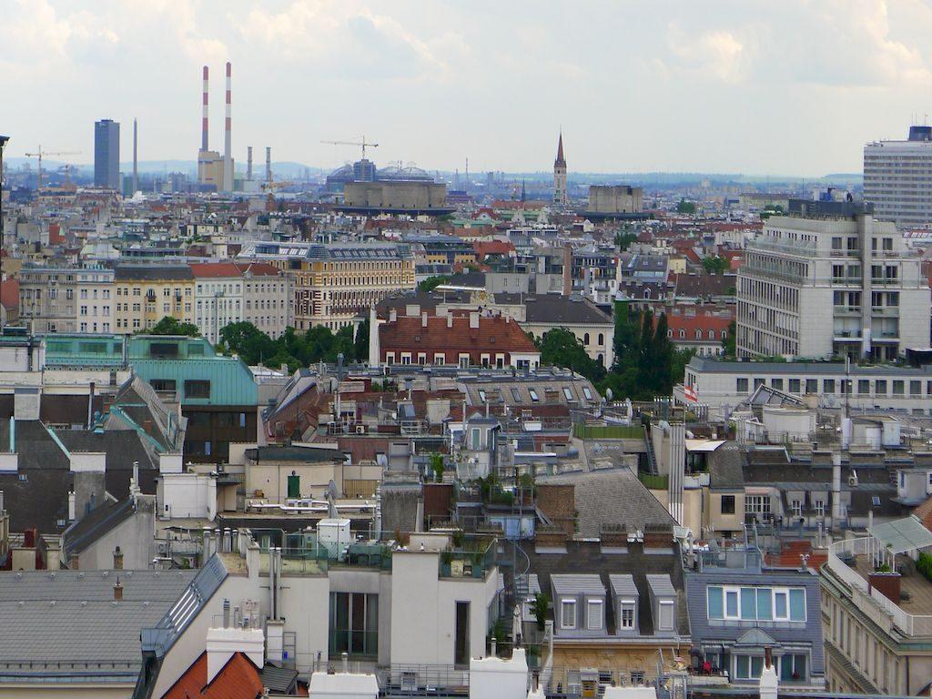 vue de la cathédrale Saint Etienne