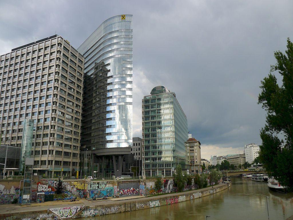 Berges cyclables dans Vienne
