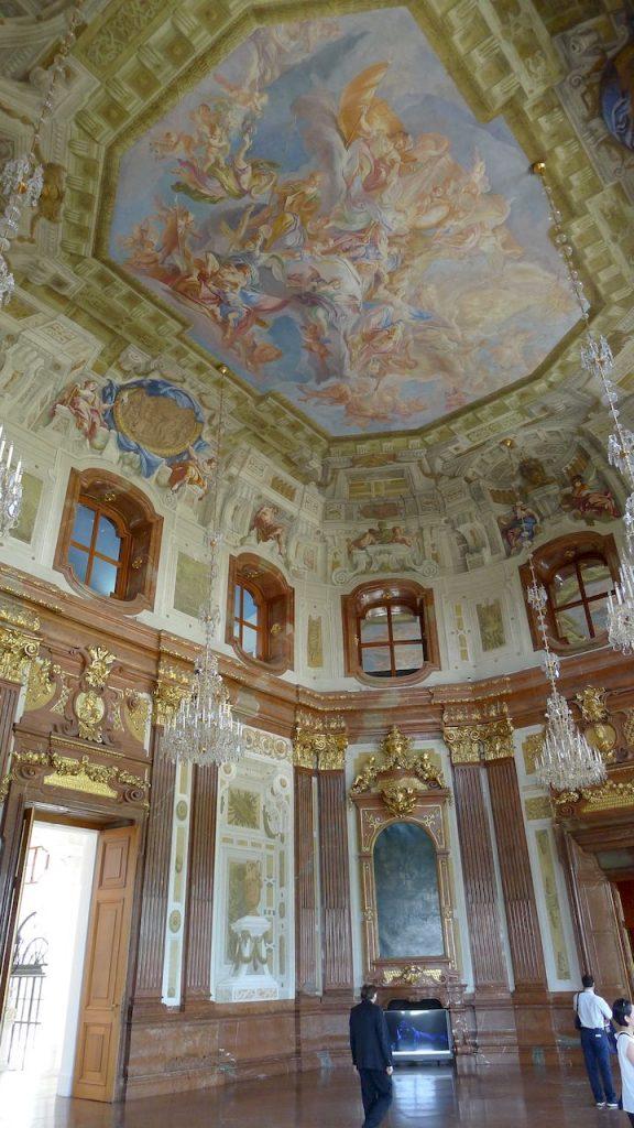 la salle de marbre