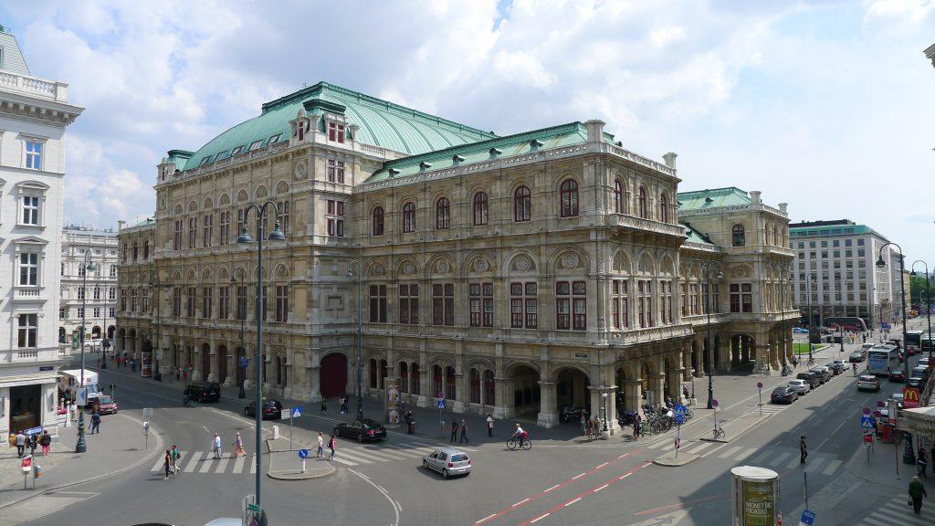 L'opéra national de Vienne Staatsoper