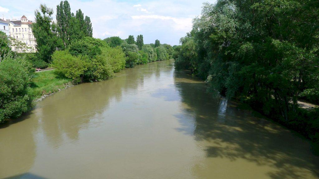Le Danube qui n'est pas bleu