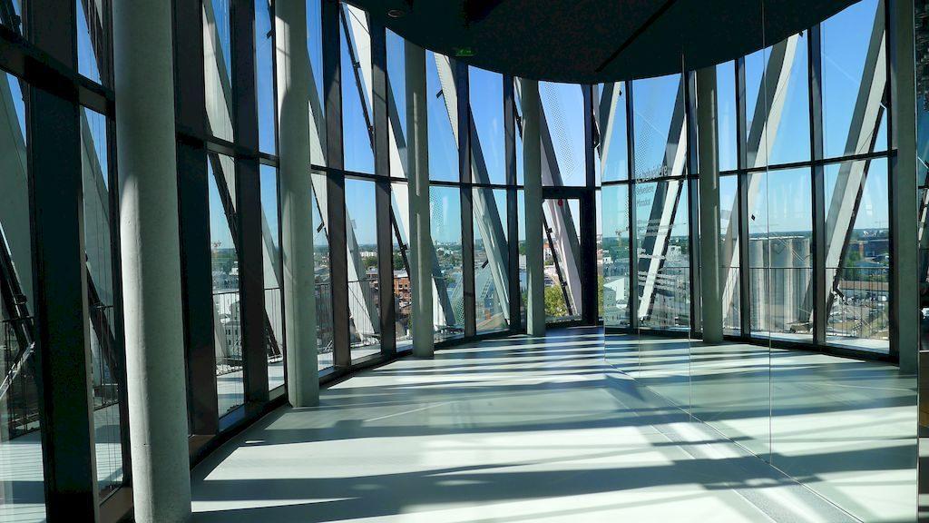 Panorama en étage