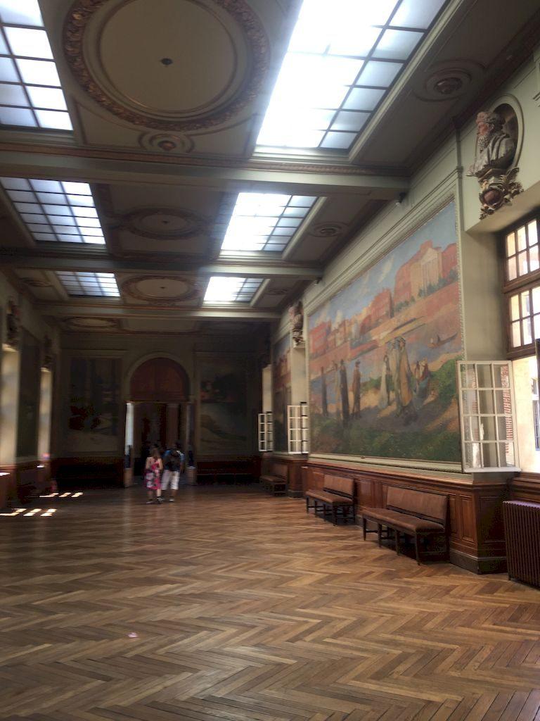 La salle Henri Martin du Capitole