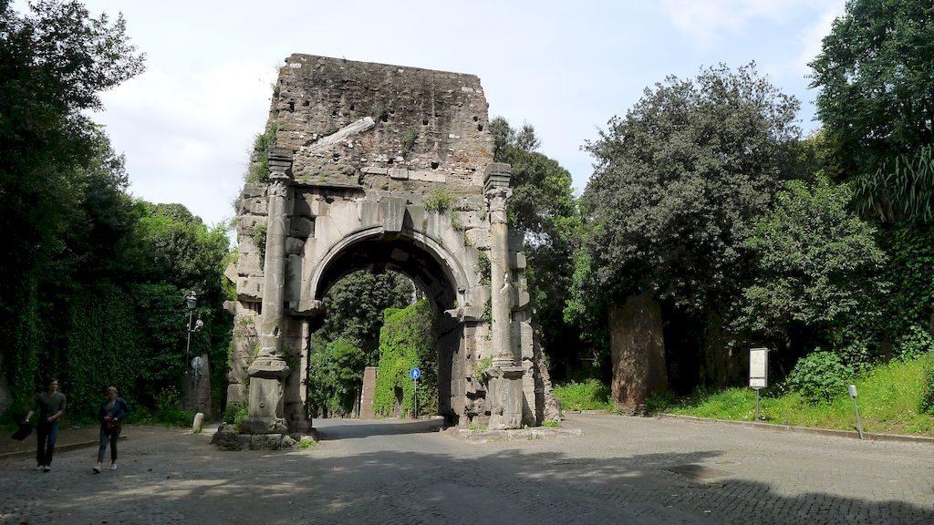 L'arc de Drusus