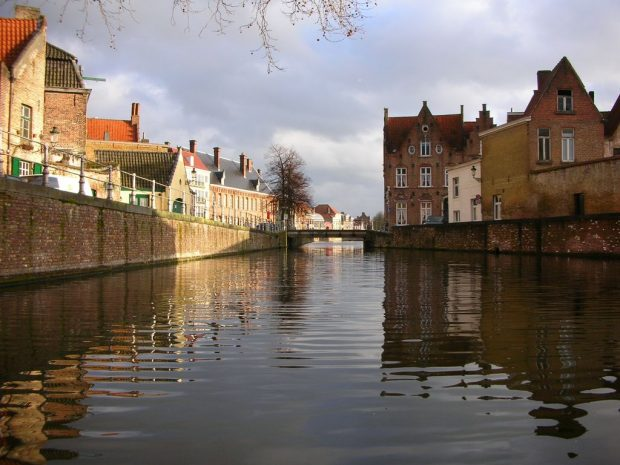 vue de Bruges