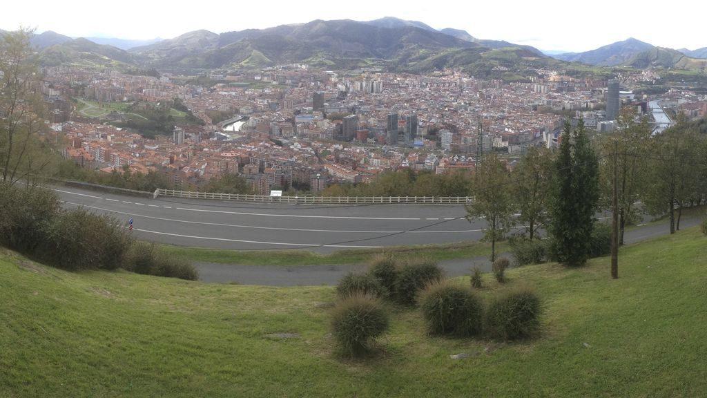 vue sur la ville de Bilbao