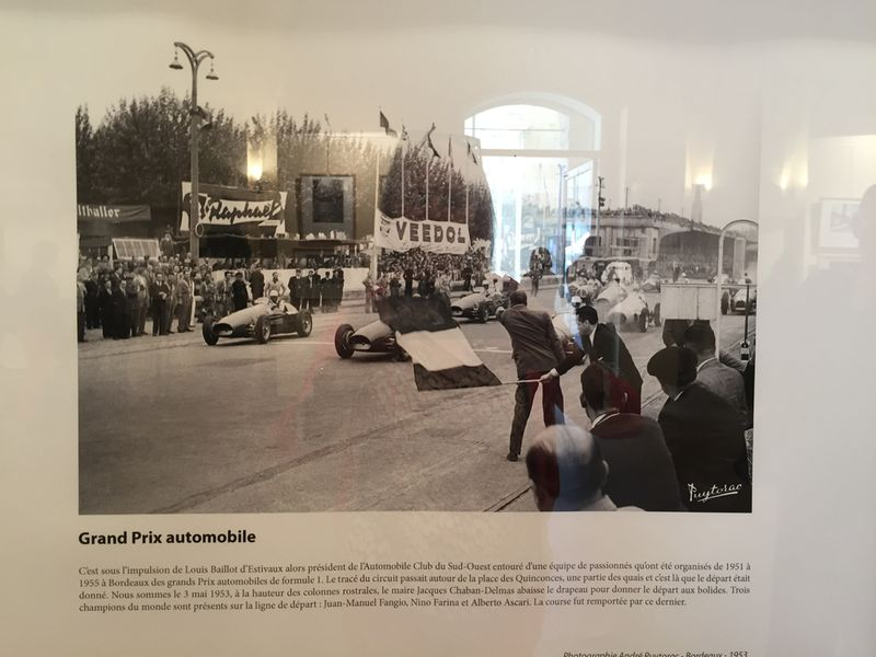 photo de l'expo cour Mably de André Puytorac