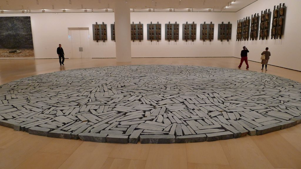 cercle de richard long