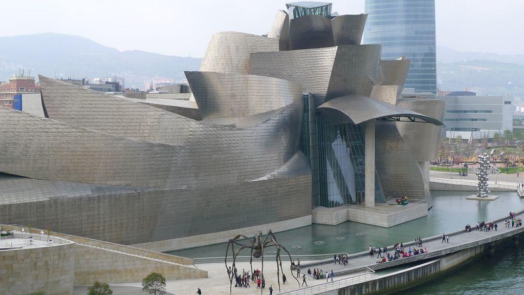 Le Guggenheim extérieur