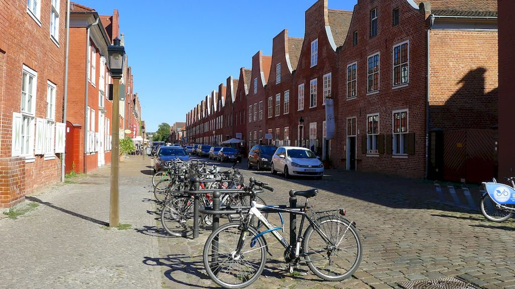 le quartier hollandais Potsdam