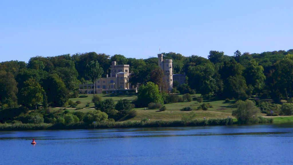 chateau de babelsberg