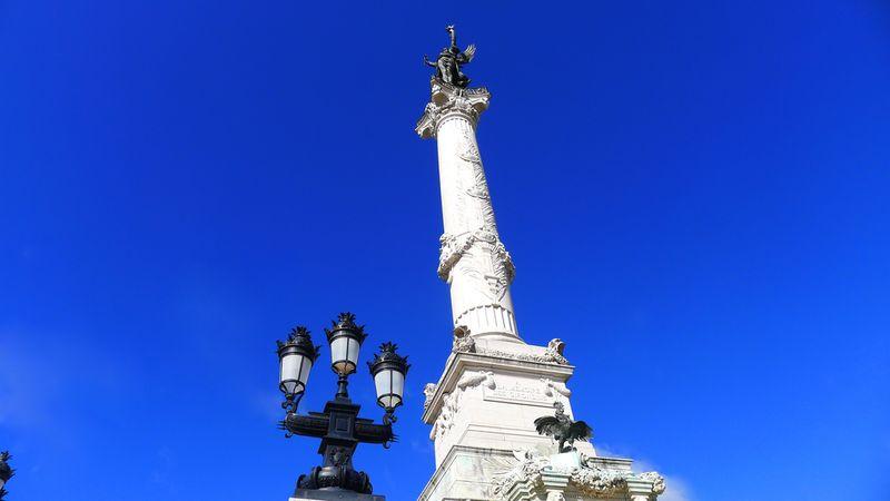 la colonne des Girondins